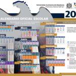 Calendario OFICIAL UAZ
